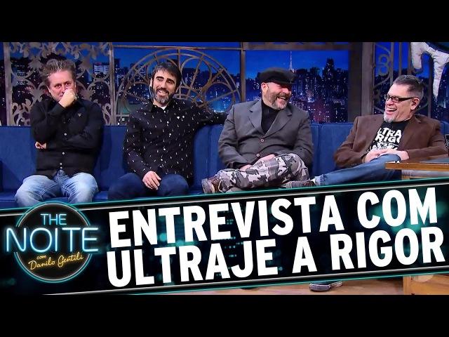 Entrevista com Ultraje a Rigor | The Noite (21/11/16)