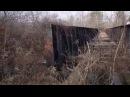 Abandoned Railroad Bridge on the Pennsylvania Railroad's Elmira Branch