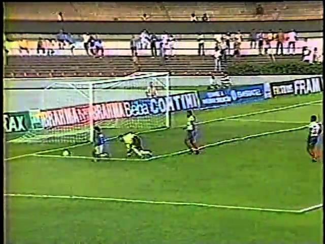 1993: Cruzeiro 6x0 Bahia