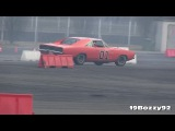 The General Lee Trying Drifting - Dodge Charger RT Drift &amp SOUND!!