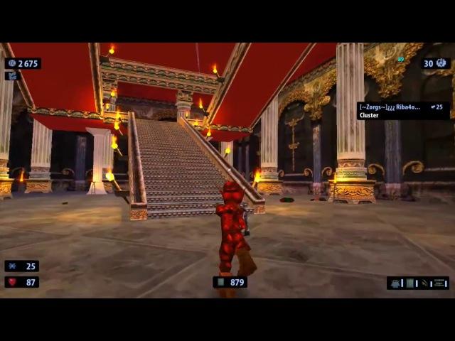 Serious Sam Next Encounter HD Ceasar's palase 2p