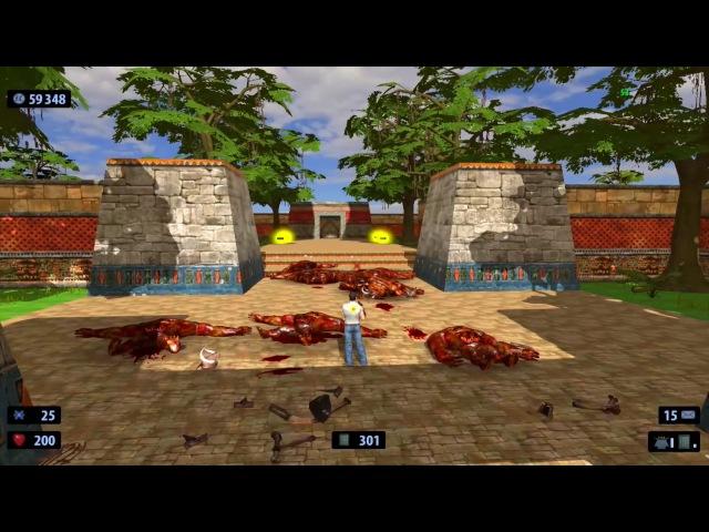 Serious Sam HD: TSE - Город Грехов [Версия 1.1]