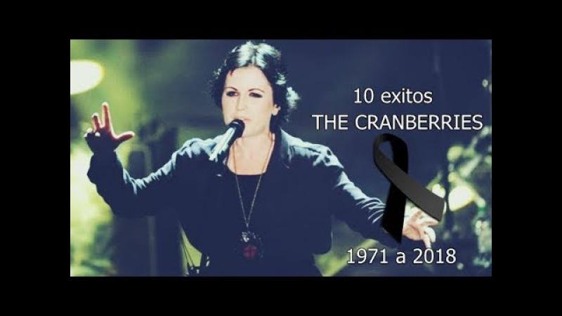 The Cranberries 10 exitos para recordar a Dolores O'Riordan Q.E.P.D.