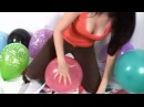 Balloon popping time