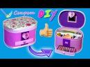 DIY.Как сделать органайзер для девочек своими руками/How to make to made.