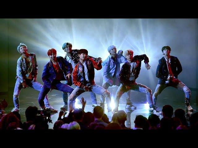 BTS - DNA (AMA PERFORMANCE)