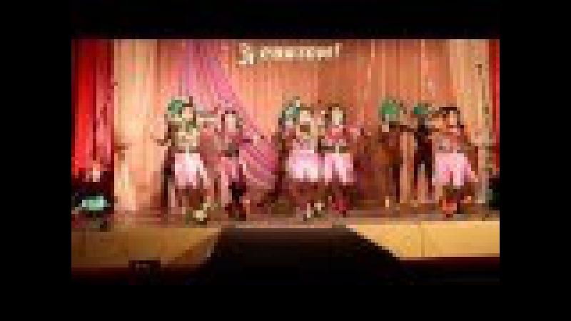 Креативный танец Чунга Чанга в Пологах. Смотреть до конца!