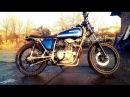 Cerbol Motocykle Honda CB 250 1977 scrambler by Cerbol Customs