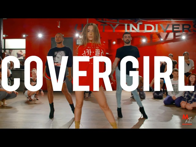 YANIS MARSHALL HEELS CHOREOGRAPHY COVER GIRL RUPAUL. FEAT STEVIE DORE. RUPAUL DRAGRACE