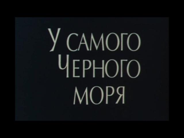 У самого Чёрного моря (1975) Художественный фильм