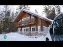 Эко-отель Изумрудный лес — зимняя сказка в Подмосковье