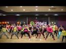Monster Winer Flashmob from Zumba® Master Class by ZIN™ Sergey Pobegalov, Kazan 2016