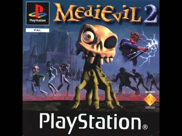 Medievil 1 Medievil 2 Soundtrack