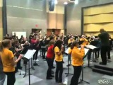 Head-Banging School Band Plays Rage Against The Machine