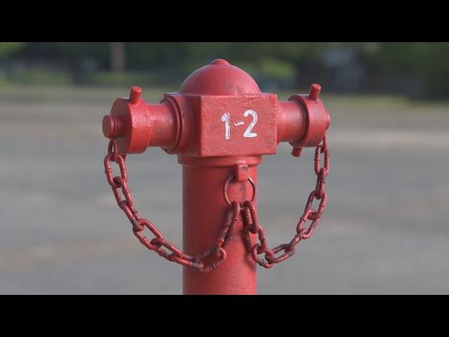 Hydrant look development