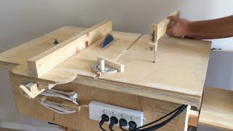 Sao người ta có thể thông minh nghĩ ra cái bàn làm mộc tuyệt vời ntn nhỉ?