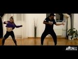 Dez Soliven в Высшей школе уличного танца Effort Nadia Rose feat Red Rat - Tight Up