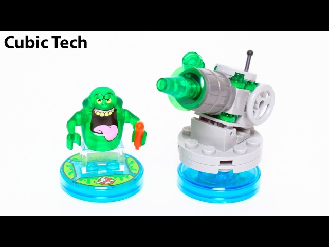 Lego Dimensions 71241 3 in 1 Fun Pack Slimer - Lego Speed Build