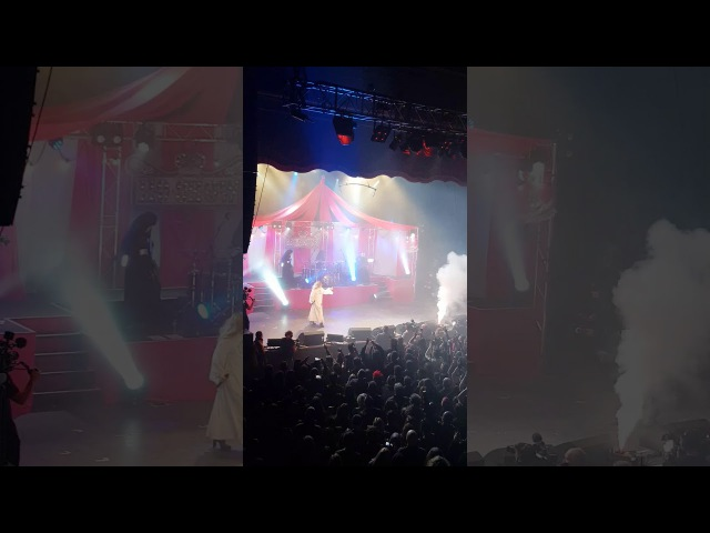 Lacuna Coil Our Truth live @ O2 Forum Kentish Town in London 1 19 2018