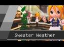 MMD Fairy Tail - Sweater Weather Nalu Chibi