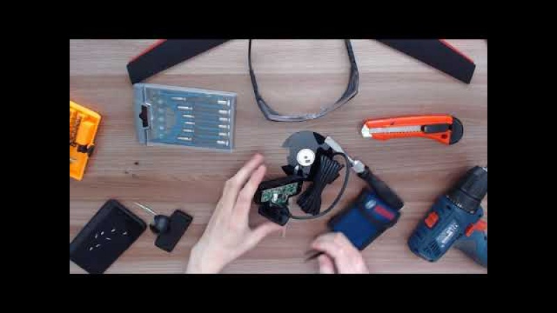 Как модифицировать камеру Sony ps 3 eye для ИК диодов