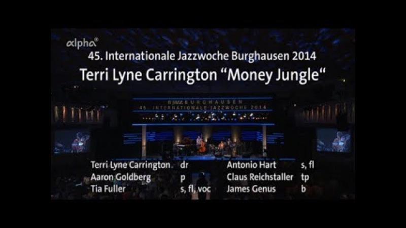Terri Lyne Carrington - Money Jungle - 2014
