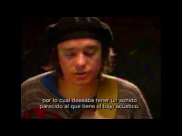 Jaco Pastorius Modern electric bass, con subtitulos en español.