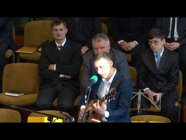 Служене в ЦЦ ЕХБ г. Кривой Рог (08.01.2018)