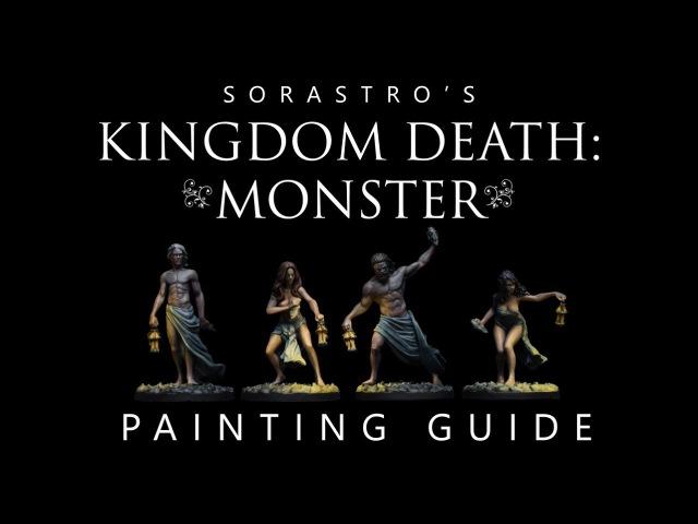 Kingdom Death Monster Painting Guide Ep 1 The Prologue Survivors