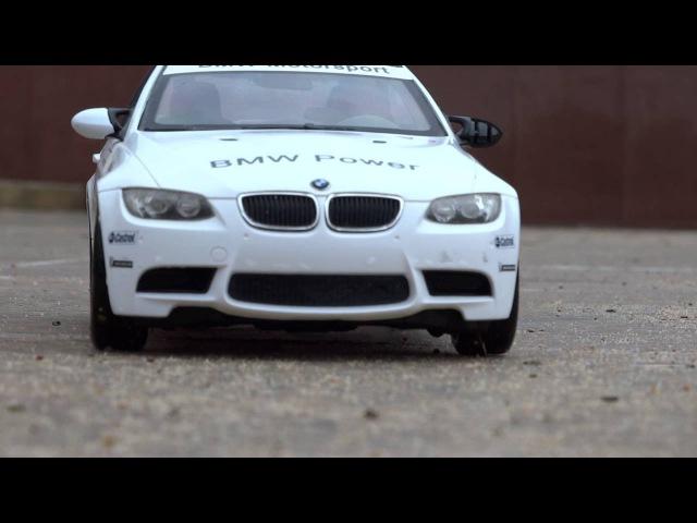 BMW M3 RC Car Rastar 1:14 :