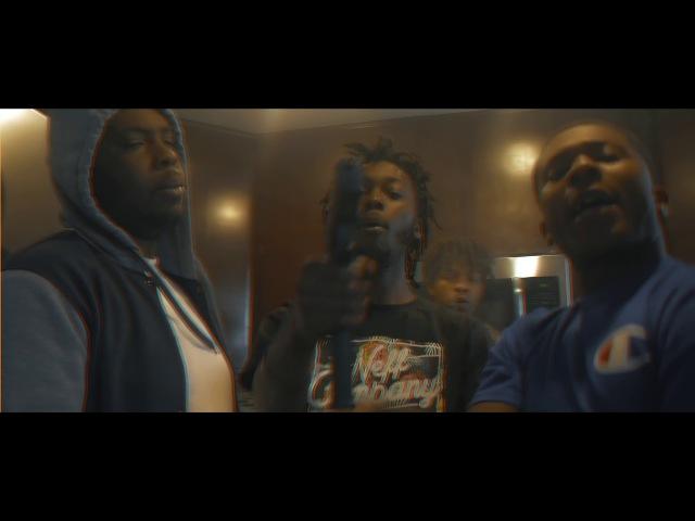DNR Icez x Al'Capone x 3boi Mari - Walk'Em Down (Music Video) || Dir. Cloud 9 Media [Thizzler.com]