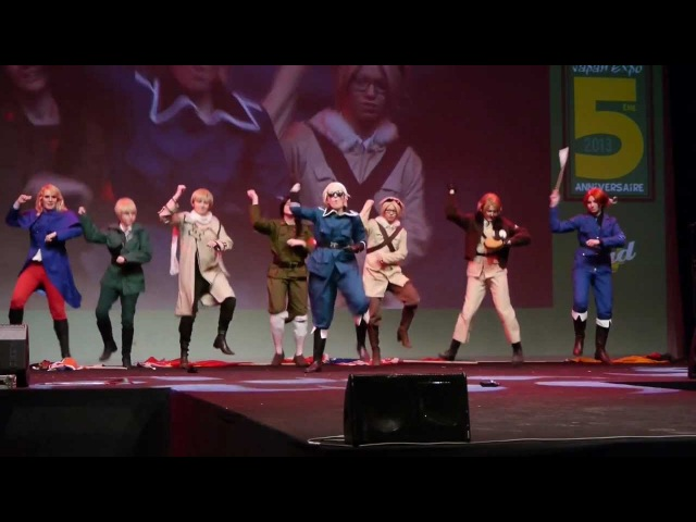 Hetalia The Musical - Skit