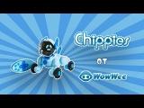 Chippies - новые щенки-роботы от WowWee