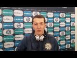 Динмухамбет Сулейменов прокомментировал матч против сборной Польши (5:1, 01.02.2018)
