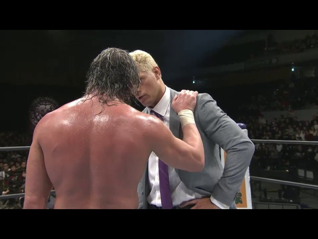 Kenny Omega Kicked Out Of Bullet Club FULL SEGMENT