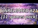 UNRELEASED 21 11 Dual Gap games pack games Supreme Commander Forged Alliance via