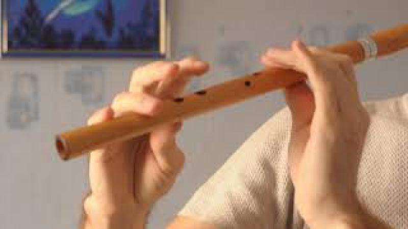 Пробуждения. Флояра (кавал или продольная флейта)