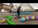 Slither.io In Real Life 3   Future Gaming