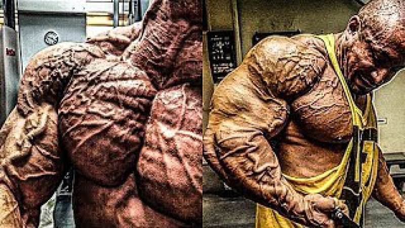 Bodybuilding Motivation 2018 Vascularity Is A Genetic Thing