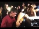 Cекс прямо в клубе на тацн-площадке