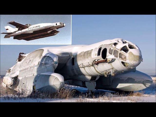 Радары НАТО не заметят Россия восстановит секретный советский самолет советск...