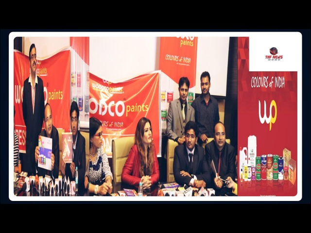 Raveena Tandon Launches Woodco New Environment Friendly Paints | THF NEWS