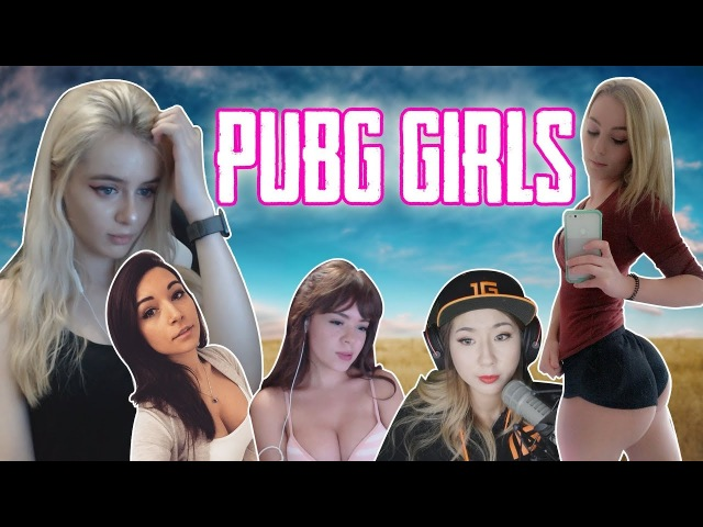 BEST OF PUBG GIRLS (Kills, Fails, Funny More) 2