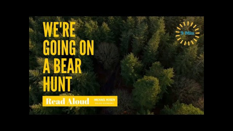 We're Going On A Bear Hunt Read Aloud - CuteInstitute Episode 2