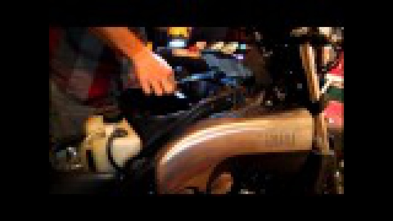 Pea Shooter Carb clean Yamaha V-Max