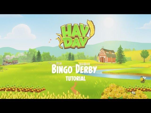 Hay Day: The Bingo Derby
