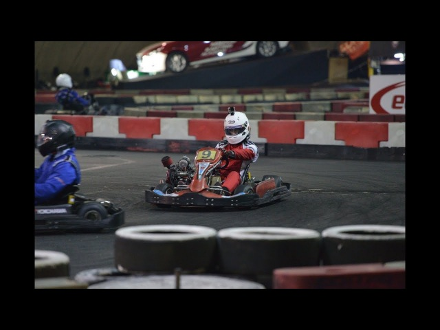 02.03.2018 MIKC-12, Stage 4C. Forza Karting. Danilov-Novorussky Onboard. No Time For Overtakings