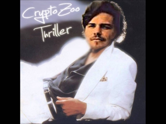 Crypto Zoo - Thriller (Rock/Metal Cover)