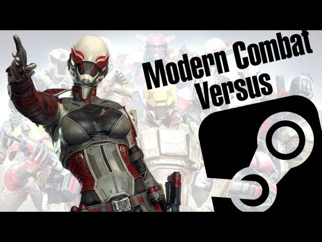 Обзор Modern Combat Versus на PC - Gameloft опять еб***улись