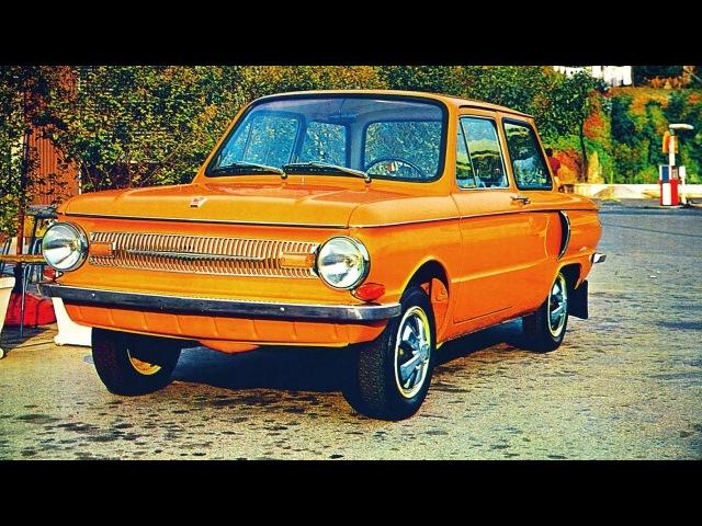6 советских автомобилей, которые лучше всего уходили на экспорт [АВТО СССР]